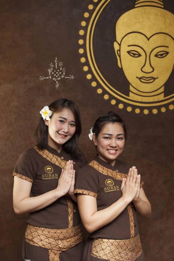 Willkommen bei Sunan Thai Massage Spa in Frankfurt Ostend