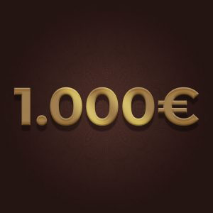 Sunan 1000 Euro Gutschein