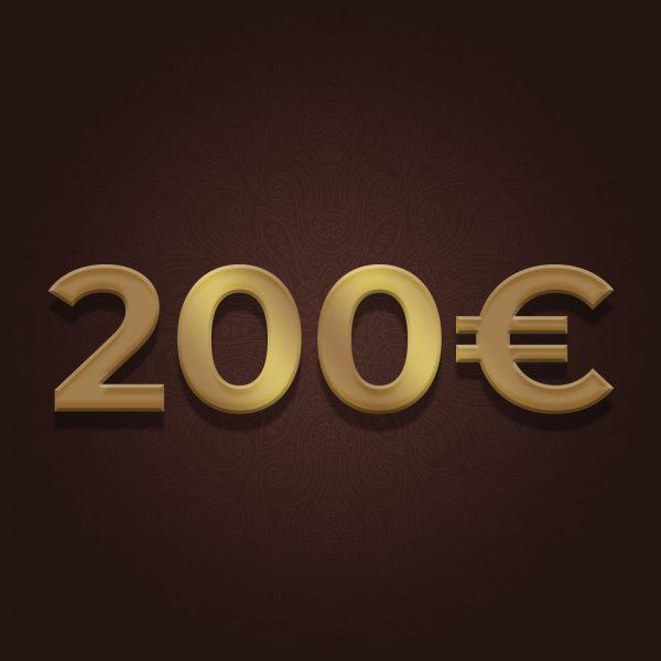 Sunan 200 Euro Gutschein