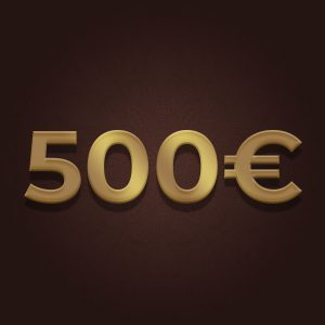 Sunan 500 Euro Gutschein