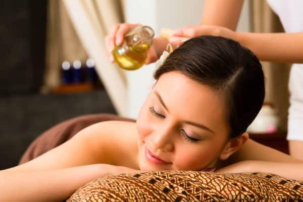 Sunan Aroma Oel Massage