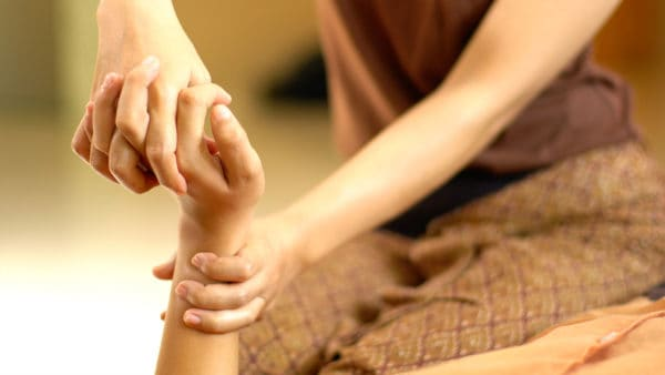 Sunan Hand Massage