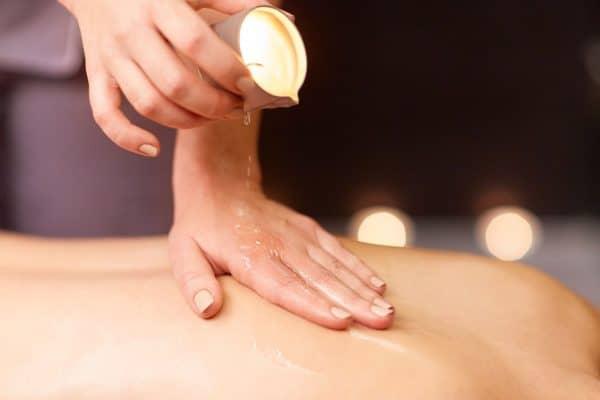 Sunan Hot Candle Oil Massage