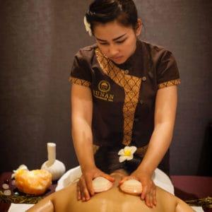 Sunan Lavashell Massage
