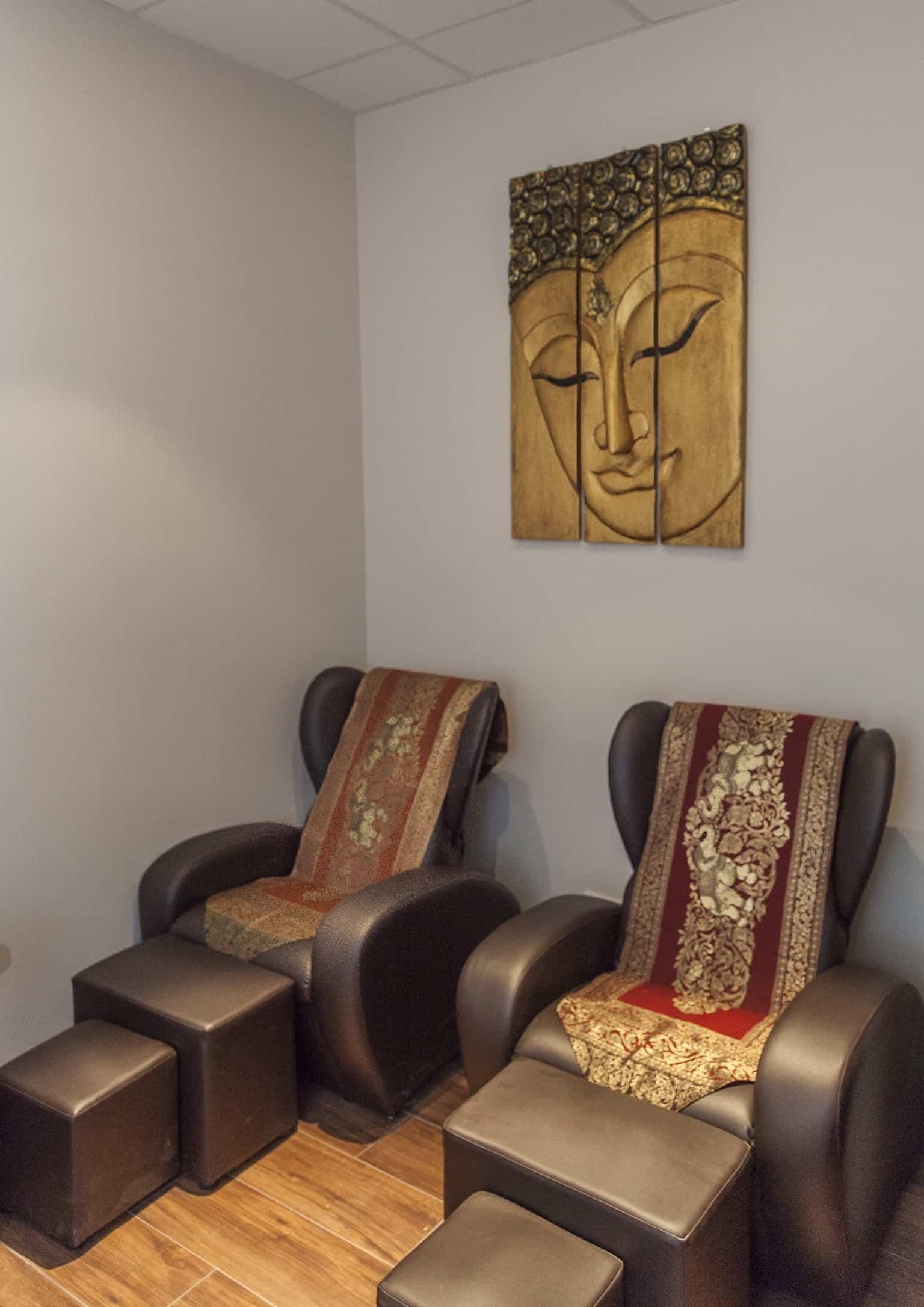 Sunan Thai Massage Fussmassage